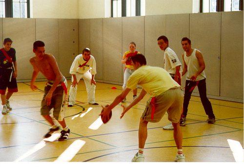 sport ag schule